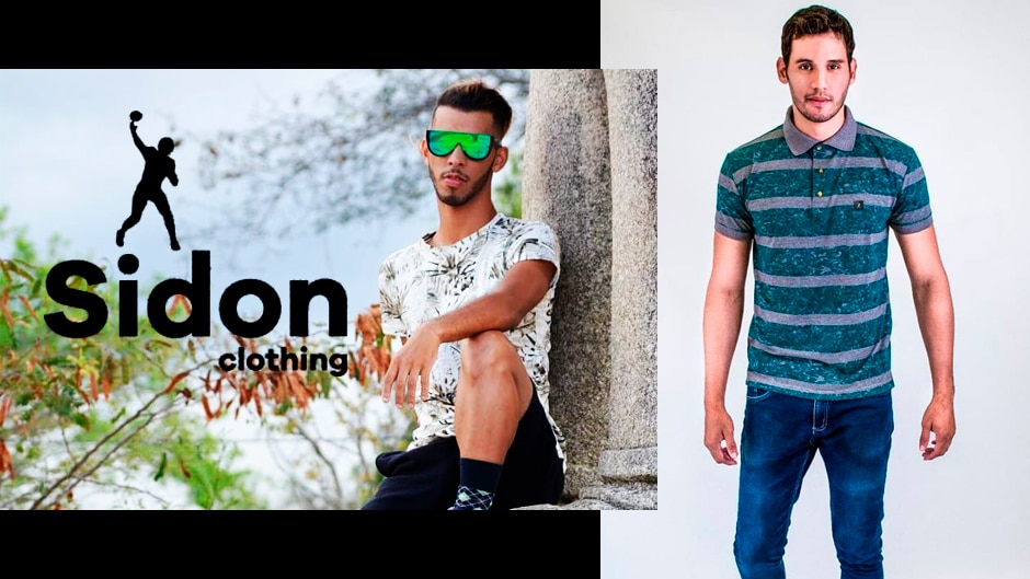 Sidon Clothing Camisaria Atacado