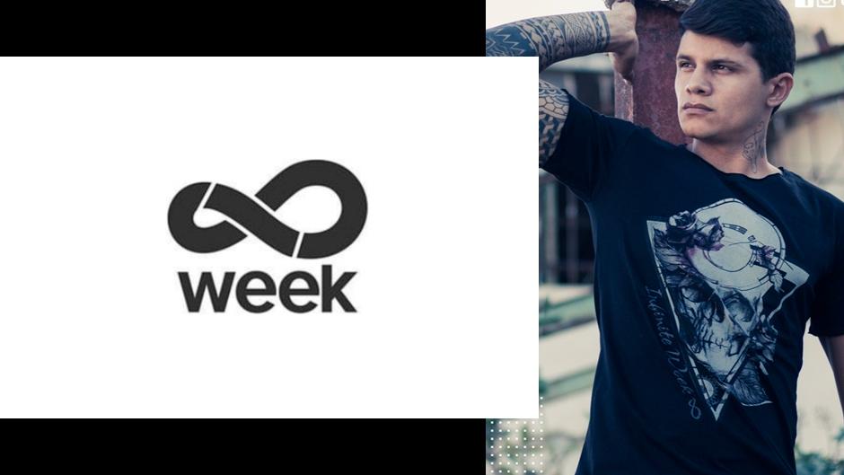 Week moda masculina atacado