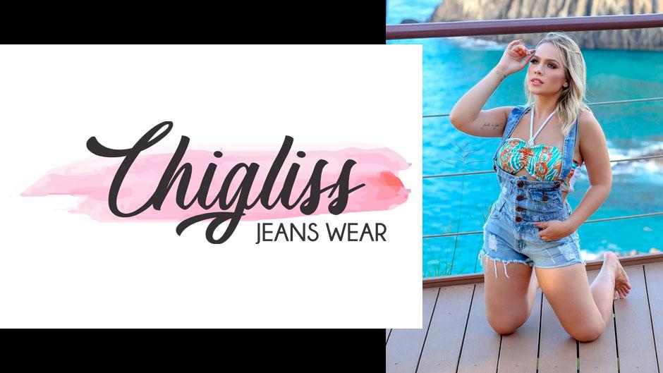 Chigliss Jeans Atacado