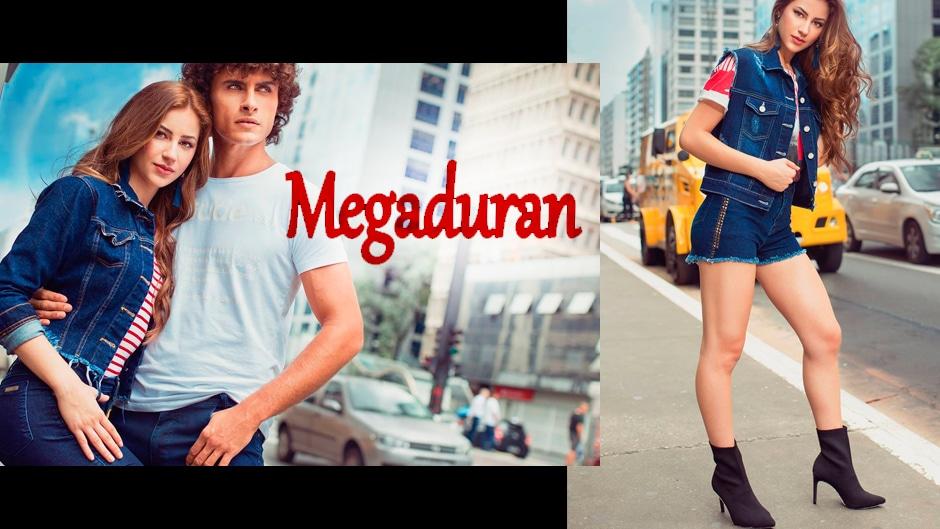 megaduran jeans feminina masculina