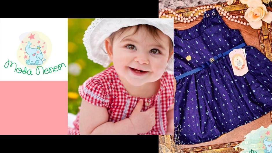 moda nenem infantil