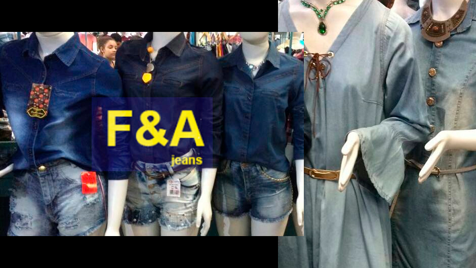 F & A Jeans