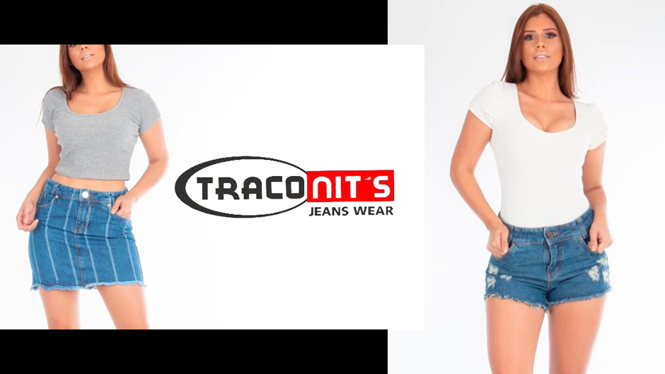 Traconits Roupas Jeans Atacado