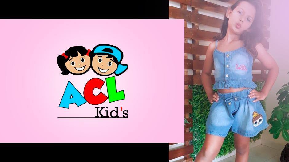 ACL Kids roupas infantis atacado