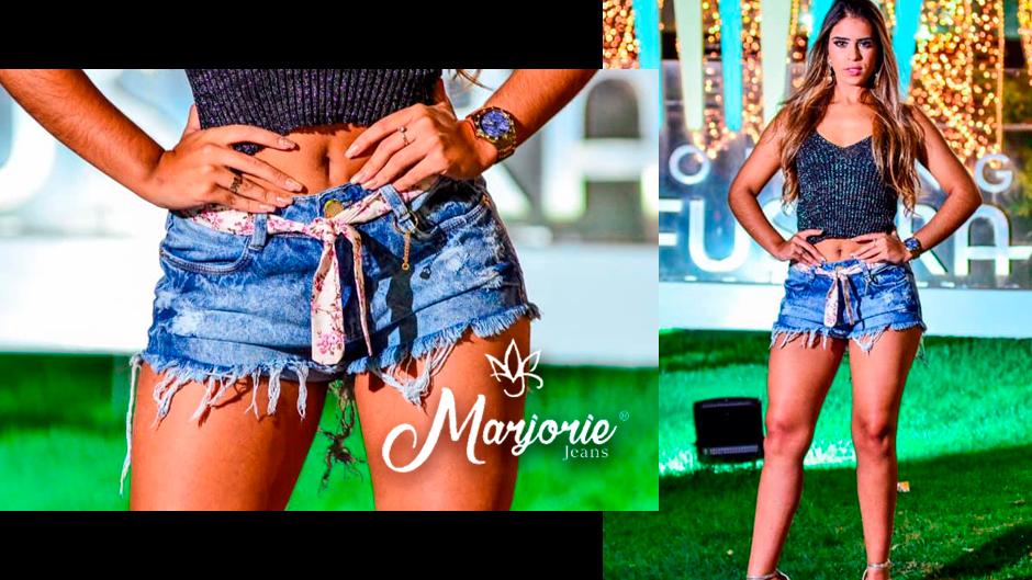 Marjorie Jeans Jeans Feminina Atacado