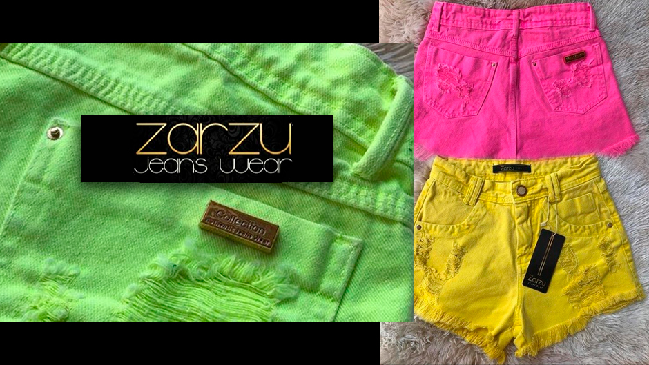 Zarzu Jeans feminino em atacado para revenda