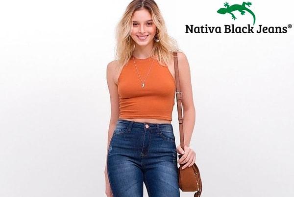 Nativa Black Jeans