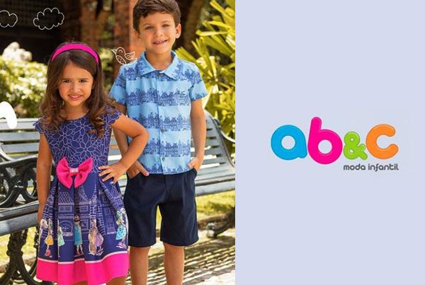 AB e C Moda Infantil