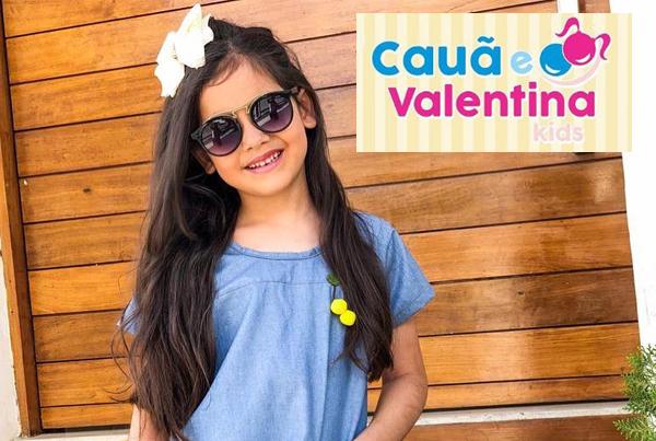 Cauã e Valentina Kids
