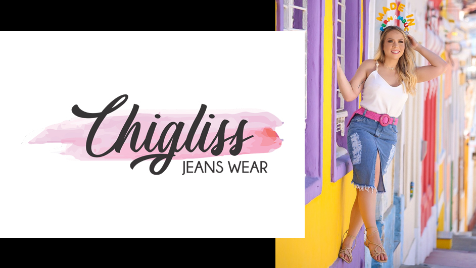 Chigliss Jeans Atacado
