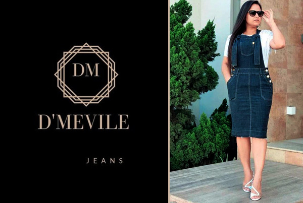 D' Mevile Jeans