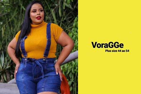 Voragge Plus Size