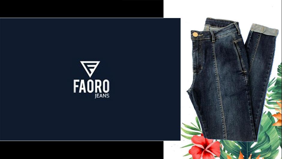 faoro jeans moda feminina masculina atacado