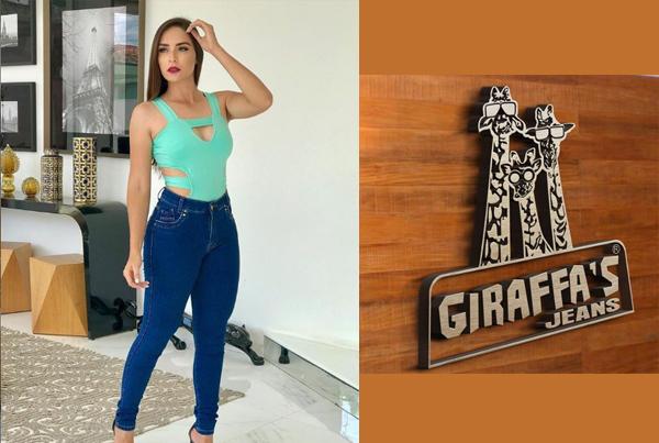 Giraffas Jeans
