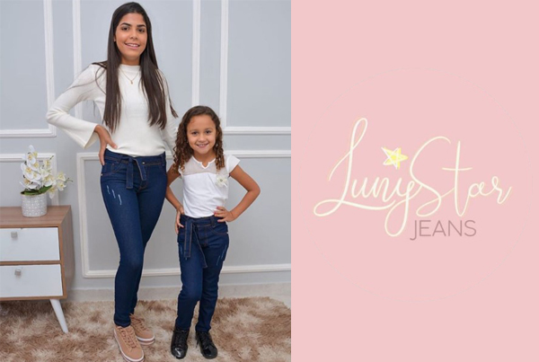 Luny Star Jeans