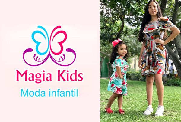 Magia Kids Moda Infantil