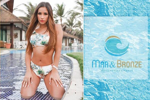 Mar e Bronze Fitness / Praia Feminino