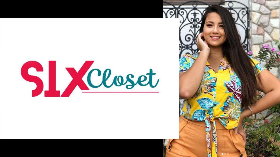 six closet moda feminina plus size