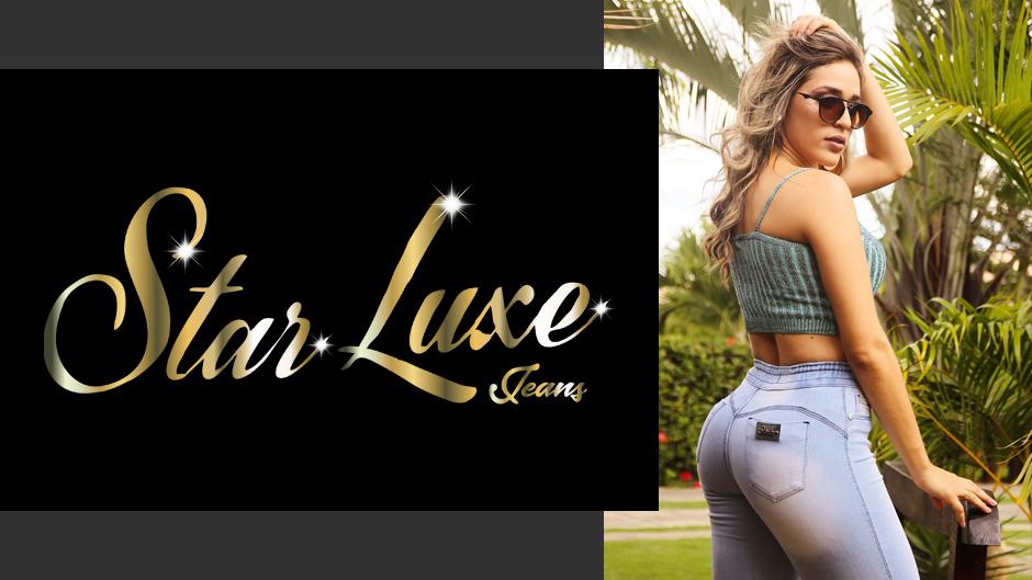 Star Luxe Jeans Atacado