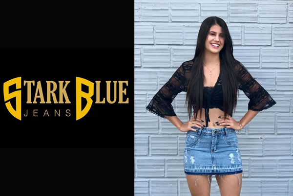 Stark Blue Jeans