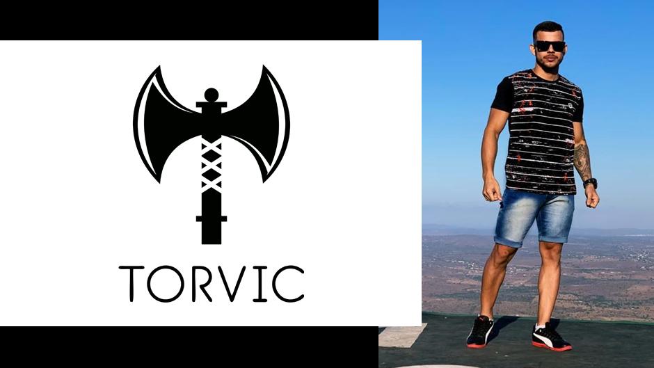 Torvic - Mod masculina em atacado