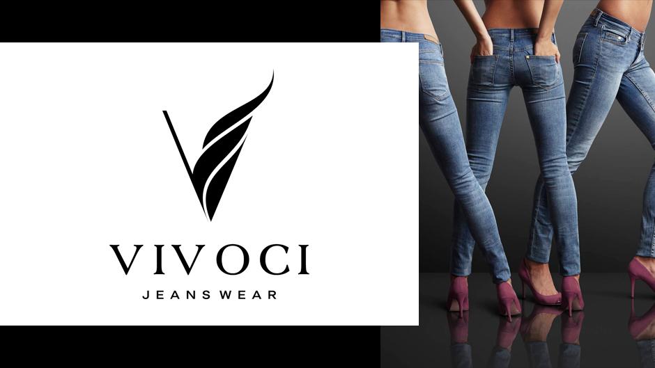 VIVOCI - Jeans em atacado direto da fábrica