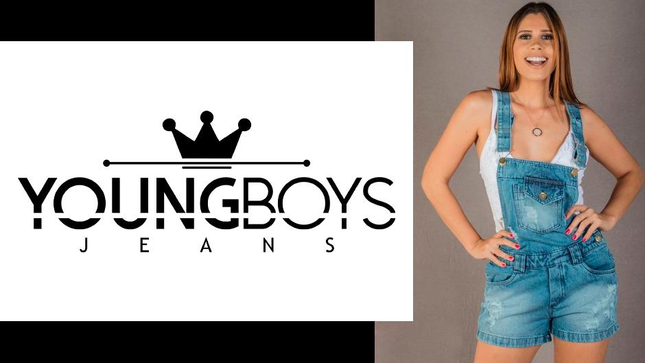 Young Boys - Jeans em atacado